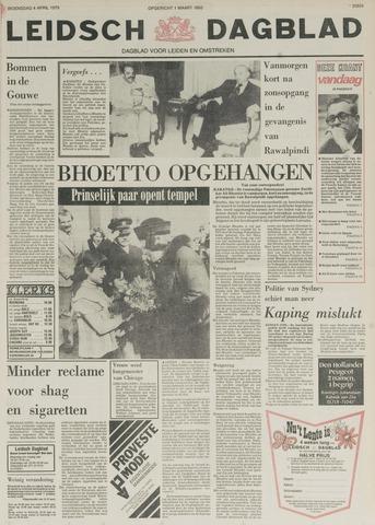 Leidsch Dagblad 1979-04-04