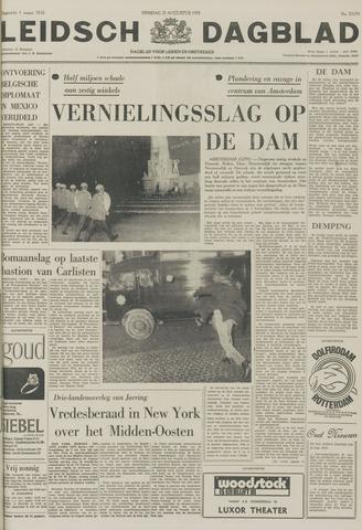 Leidsch Dagblad 1970-08-25