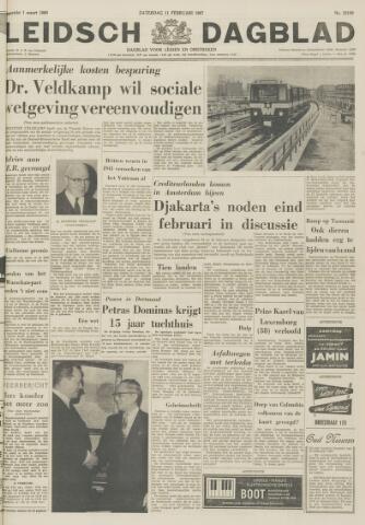 Leidsch Dagblad 1967-02-11