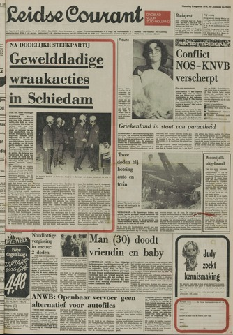 Leidse Courant 1976-08-09