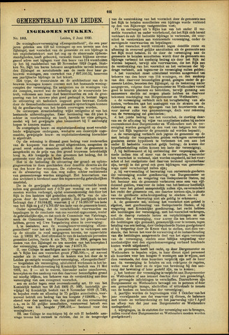Handelingen van de Raad 1920-06-02