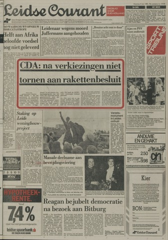 Leidse Courant 1985-05-06