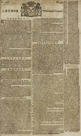 Leydse Courant 1771-11-13