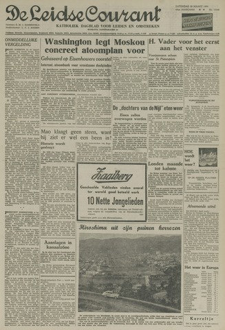 Leidse Courant 1954-03-20