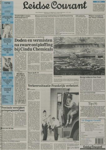 Leidse Courant 1992-07-08