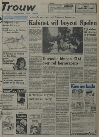 Nieuwe Leidsche Courant 1980-01-26
