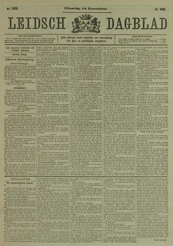 Leidsch Dagblad 1909-12-14