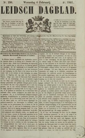 Leidsch Dagblad 1861-02-06