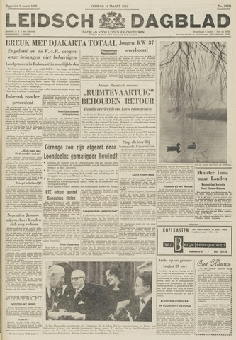 Leidsch Dagblad 1961-03-10