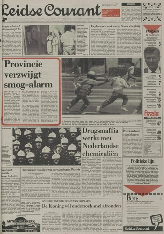 Leidse Courant 1989-09-09