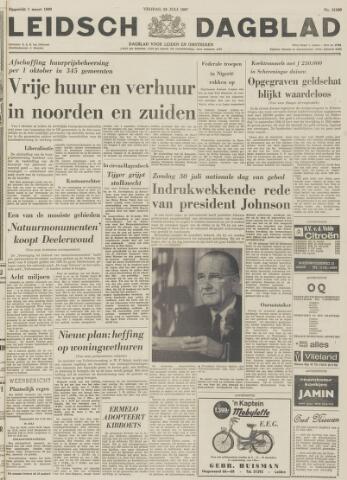 Leidsch Dagblad 1967-07-28
