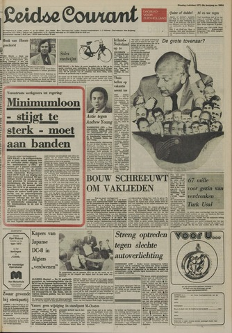 Leidse Courant 1977-10-04