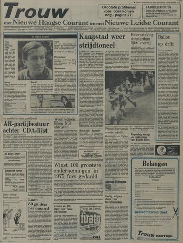 Nieuwe Leidsche Courant 1976-09-04