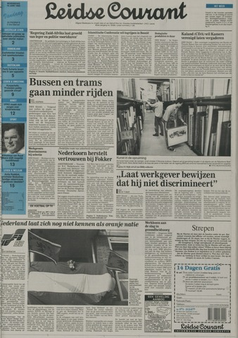 Leidse Courant 1992-06-10
