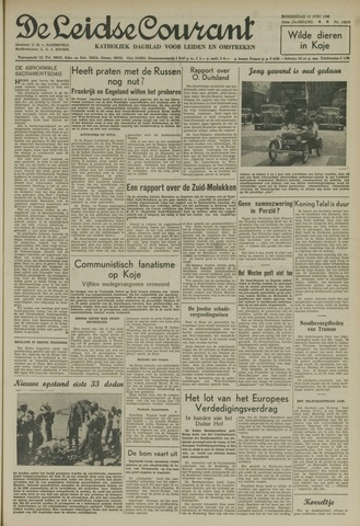 Leidse Courant 1952-06-12