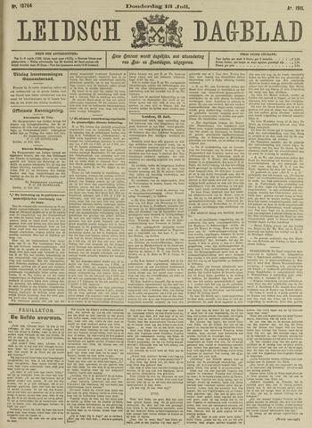 Leidsch Dagblad 1911-07-13