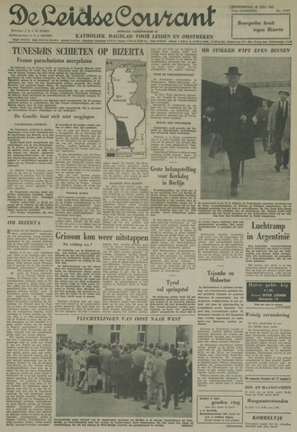 Leidse Courant 1961-07-20