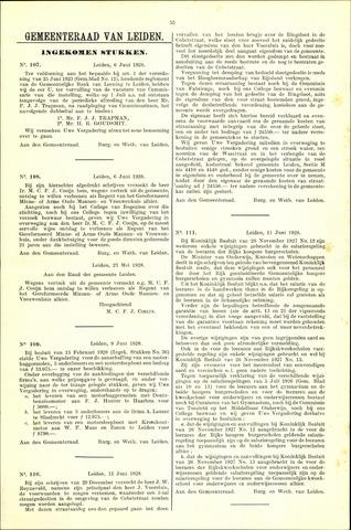 Handelingen van de Raad 1928-06-06