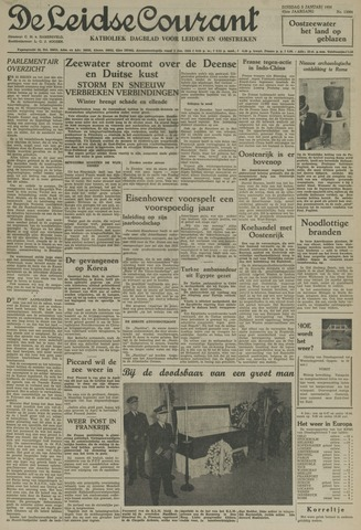 Leidse Courant 1954-01-05