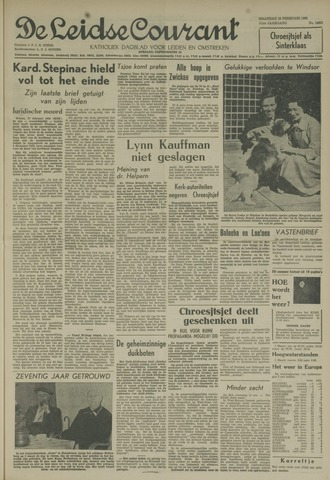 Leidse Courant 1960-02-29