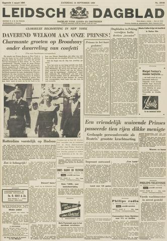 Leidsch Dagblad 1959-09-12