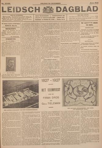 Leidsch Dagblad 1926-12-24