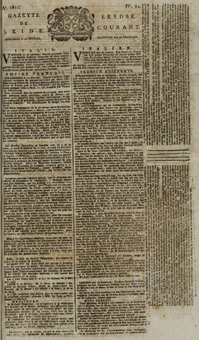 Leydse Courant 1811-02-20