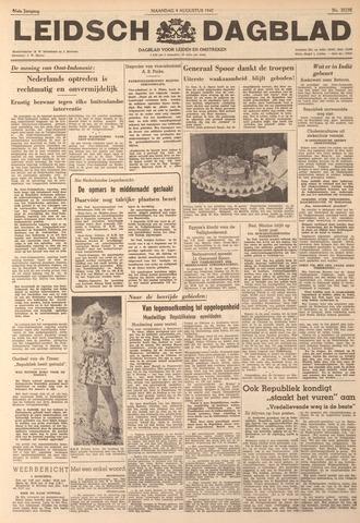 Leidsch Dagblad 1947-08-04