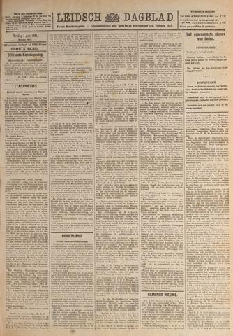 Leidsch Dagblad 1921-07-01