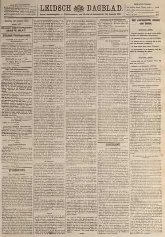 Leidsch Dagblad 1921-01-22