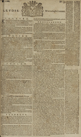 Leydse Courant 1766-03-26