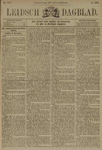 Leidsch Dagblad 1890-12-20