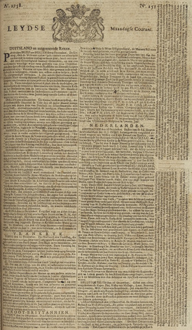 Leydse Courant 1758-12-18