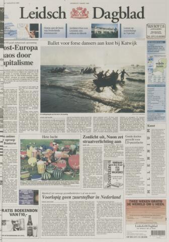 Leidsch Dagblad 1999-08-07