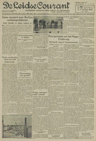 Leidse Courant 1949-06-14