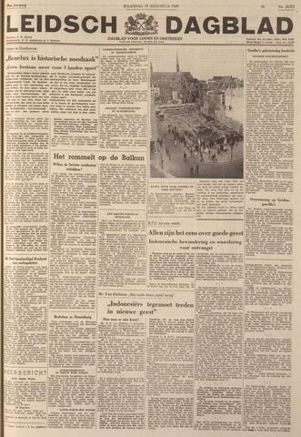 Leidsch Dagblad 1949-08-29
