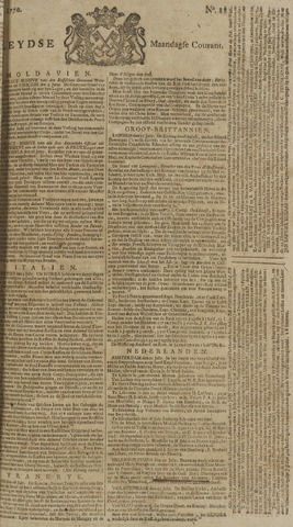Leydse Courant 1770-07-23