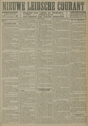 Nieuwe Leidsche Courant 1923-05-26