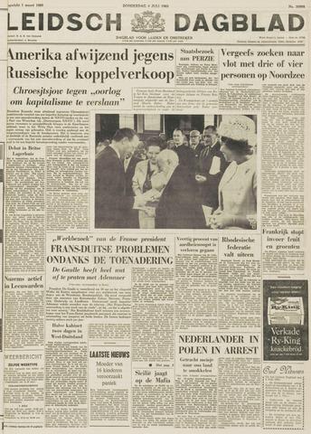 Leidsch Dagblad 1963-07-04