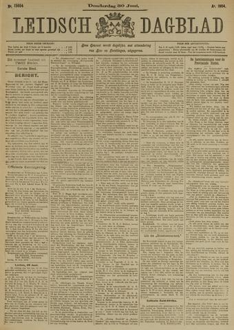 Leidsch Dagblad 1904-06-30