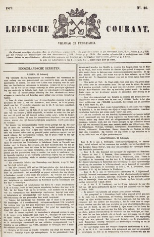 Leydse Courant 1877-02-23