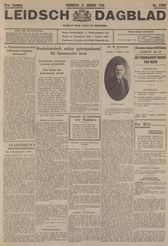 Leidsch Dagblad 1938-01-12