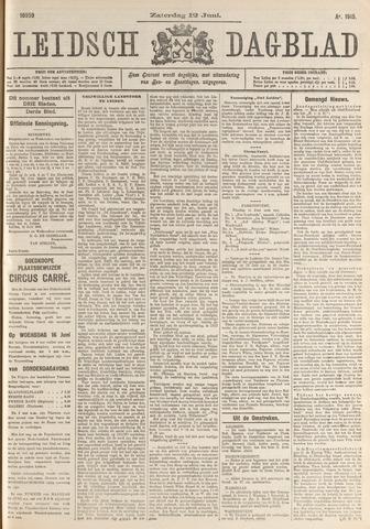 Leidsch Dagblad 1915-06-12
