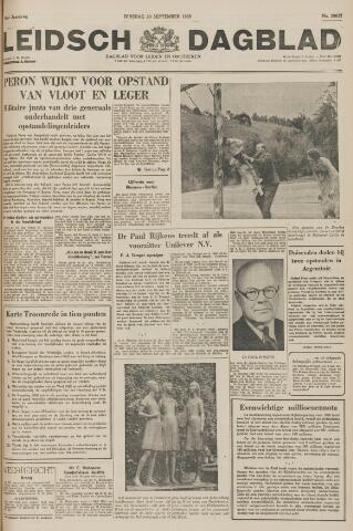 Leidsch Dagblad 1955-09-20