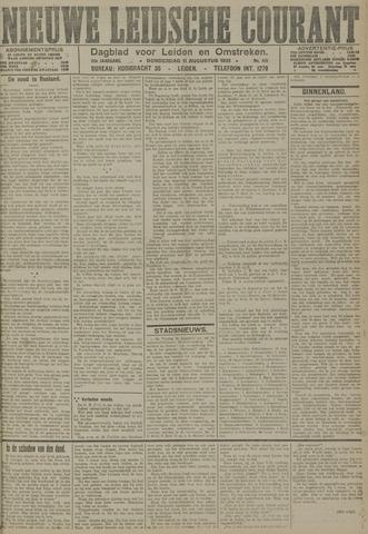 Nieuwe Leidsche Courant 1921-08-11