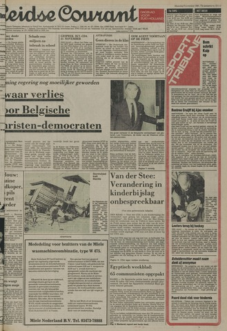 Leidse Courant 1981-11-09