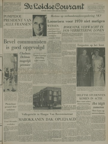 Leidse Courant 1969-06-16