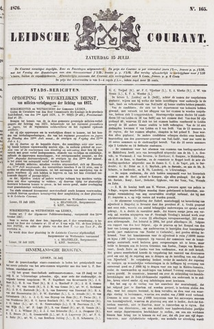 Leydse Courant 1876-07-15