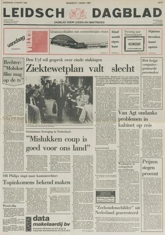 Leidsch Dagblad 1982-03-13