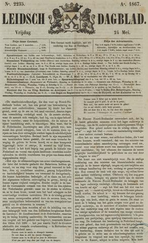 Leidsch Dagblad 1867-05-24